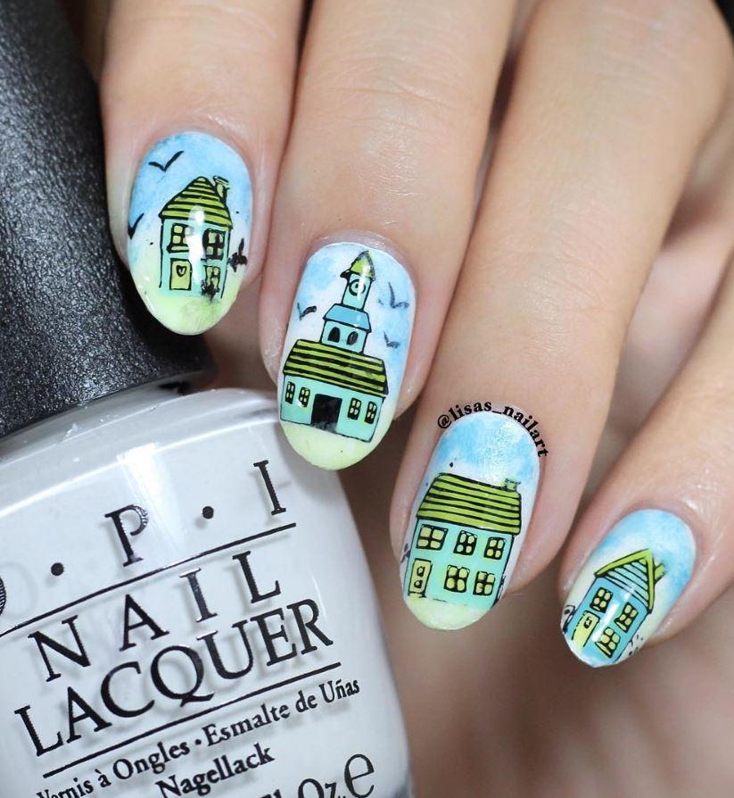 37 Chic & Stylish Nail Art Design Ideas