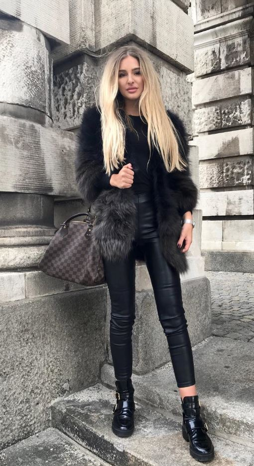 40 Street Style Outfits To Wear This Winter