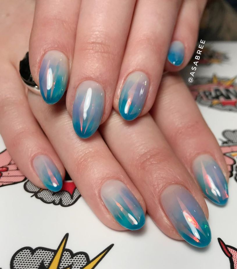 60 Best Colorful Nail Art Designs